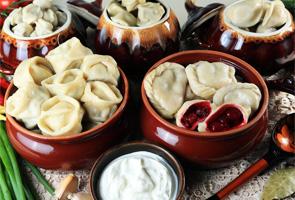 Кулинарные полуфабрикаты